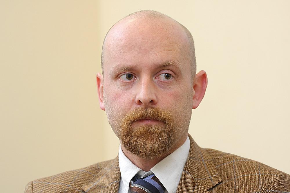 Maiks Koljērs. žurnālists