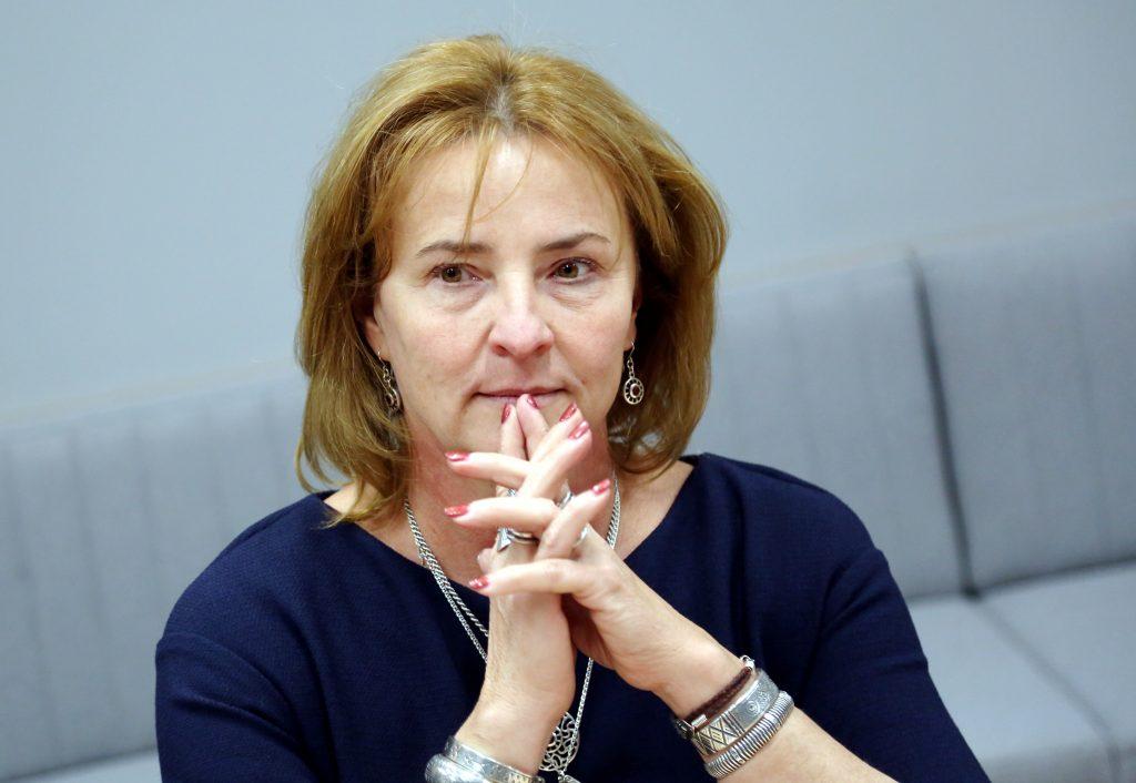 Eiropas Parlamenta deputāte Iveta Grigule-Pēterse.