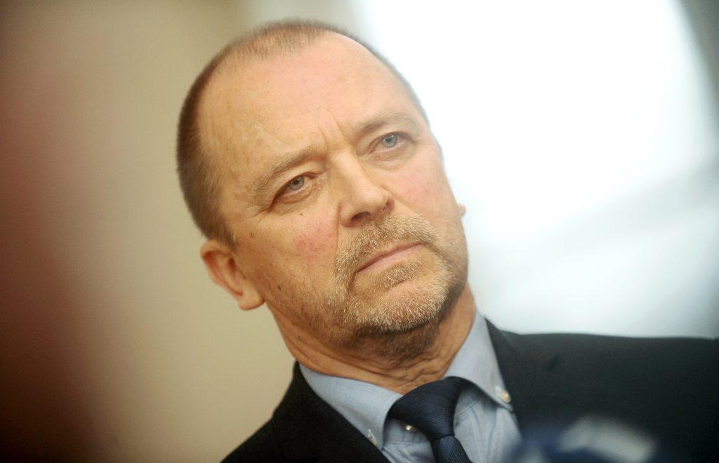"""Bijušais AS """"Latvijas autoceļu uzturētāja"""" valdes priekšsēdētājs Vladimirs Kononovs"""
