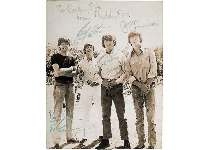 """Slavenais Liverpūles četrinieks """"The Beatles"""" izraisīja revolūciju 20. gs. populārās mūzikas izpratnē."""