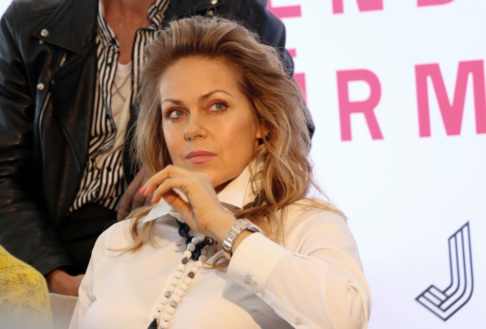 Operdziedātāja Kristīne Opolais.