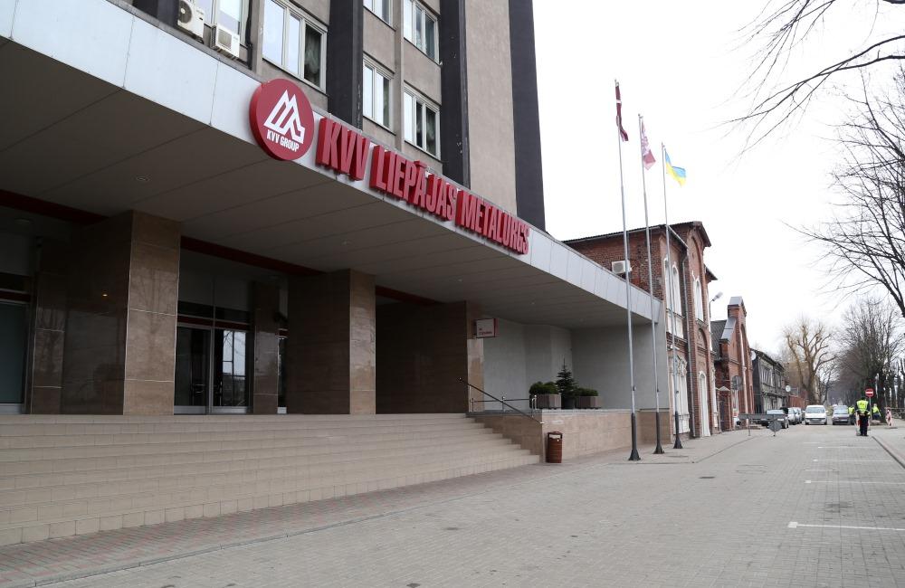 """AS  """"KVV Liepājas Metalurgs""""."""
