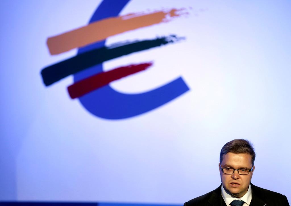 Lietuvas Bankas prezidents Vits Vasiļausks