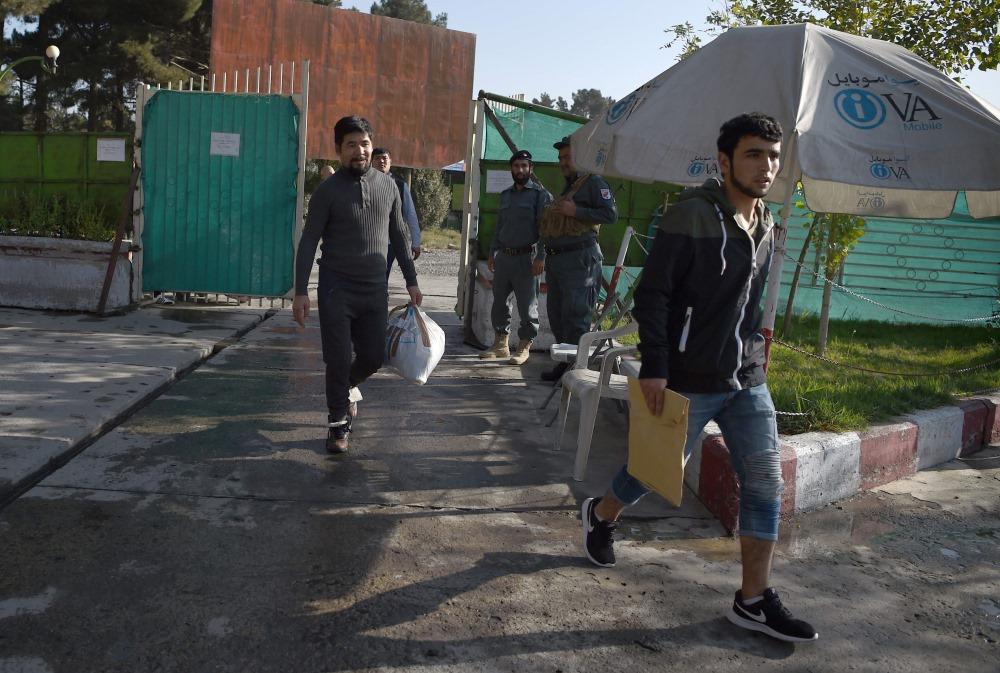 Uz Afganistānu Vācija deportējusi nelegālos bēgļus jau vairākas reizes, 13.09.2017.