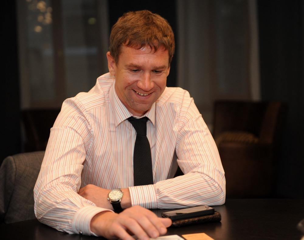 """Krievijas miljardieris un bijušais """"Latvijas Krājbankas"""" īpašnieks Vladimirs Antonovs."""
