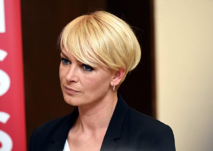 Svētku izpilddirektore Eva Juhņēviča.