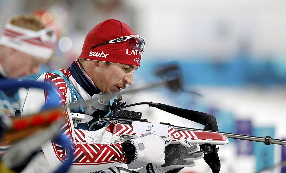 Andrejs Rastorgujevs šosezon cīnās ar veselības problēmām.