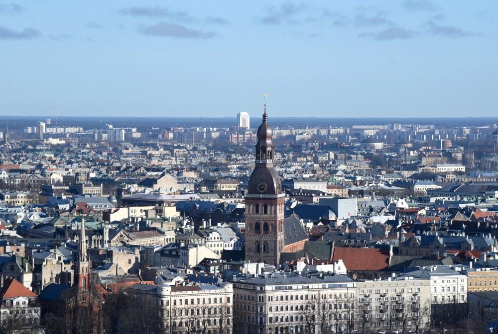 Rīgas centrs.