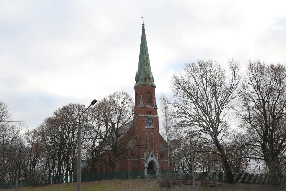 Ilustratīvs foto. Rīgas Svētās Trīsvienības luterāņu baznīca.