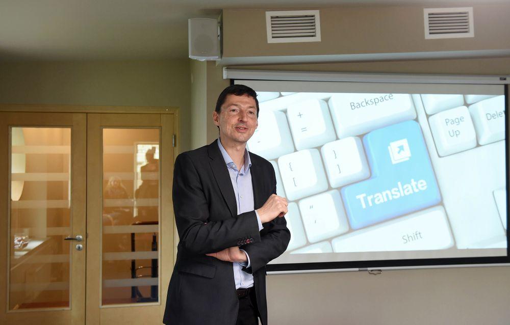 """""""Tildes"""" valdes priekšsēdētājs Andrejs Vasiļjevs"""