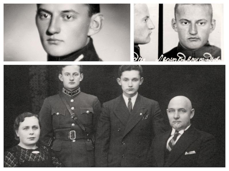 Foto: no Briežu ģimenes, Jāņa Viļuma un Latvijas Kara muzeja krājuma, Latvijas Valsts arhīva materiāliem. Kolāža – LA.lv