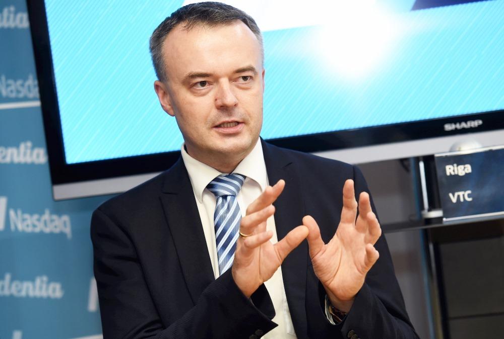 Pēteris Strautiņš. Foto – LETA