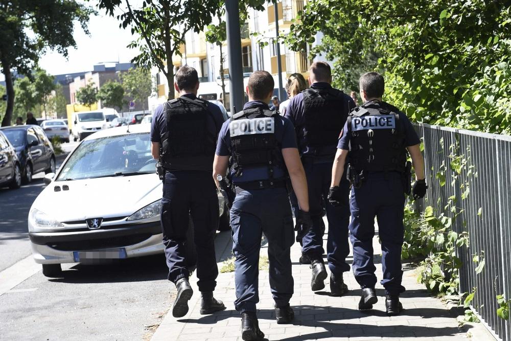 Francijas policija. Ilustratīvs foto.