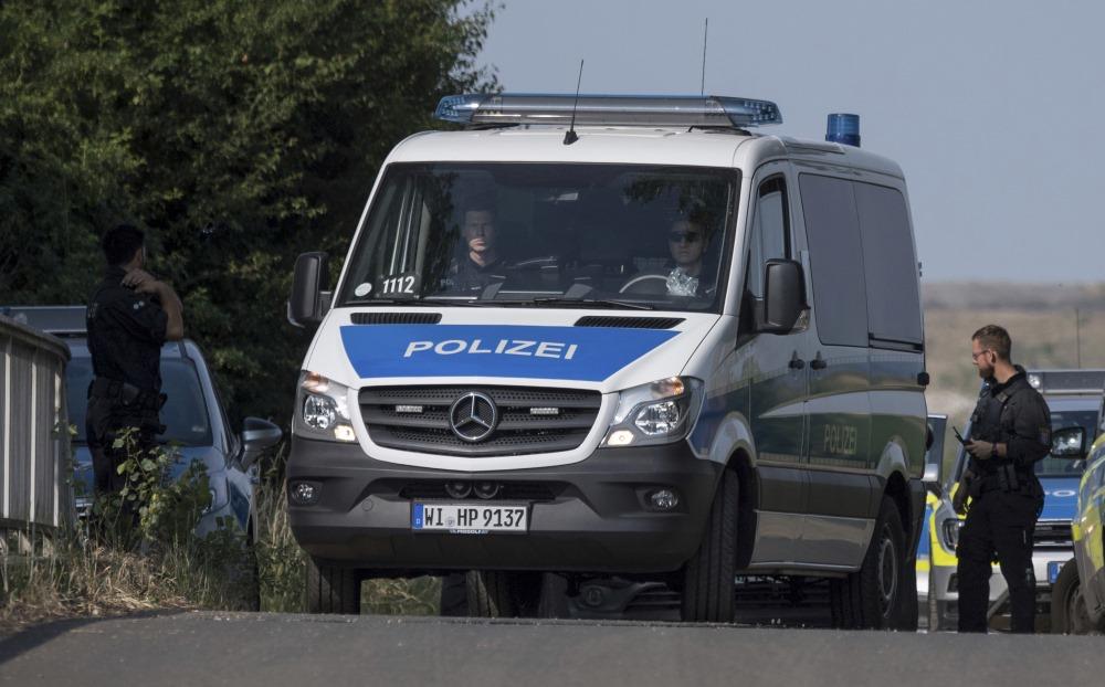 Vācijā izmeklē 14 gadus vecas meitenes slepkavības lietu, 07.06.2018.