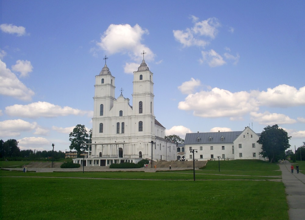 Aglonas bazilika.