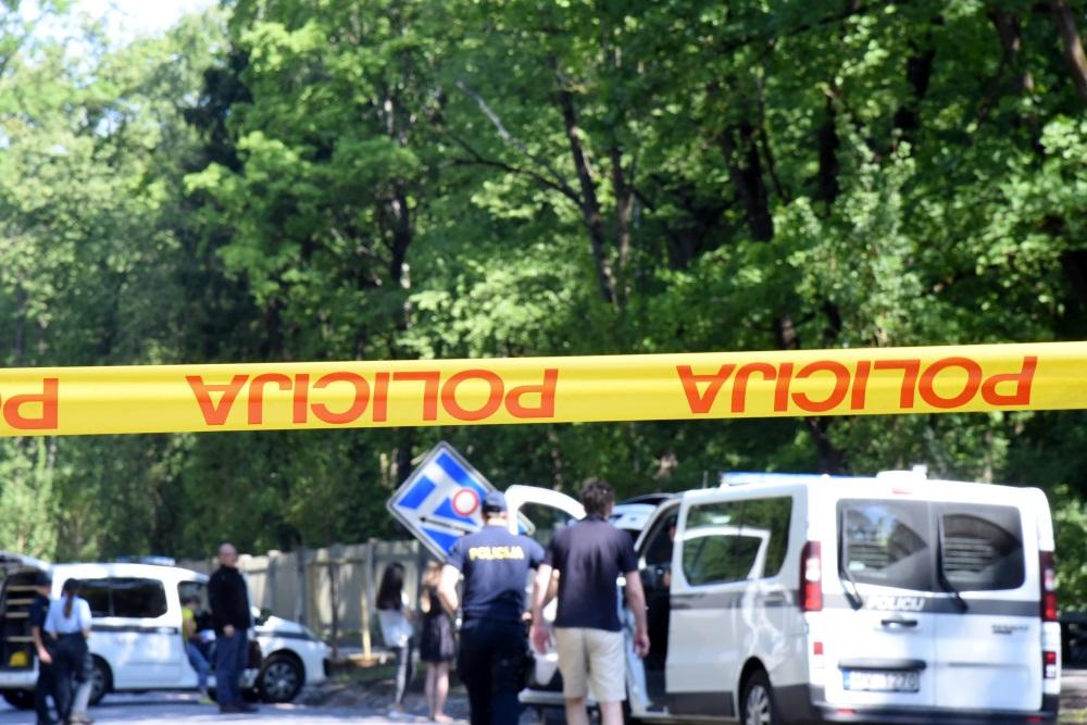 Rīgā, Aizsaules ielā 1 tika nošauts maksātnespējas administrators Mārtiņš Bunkus, 30.05.2018.