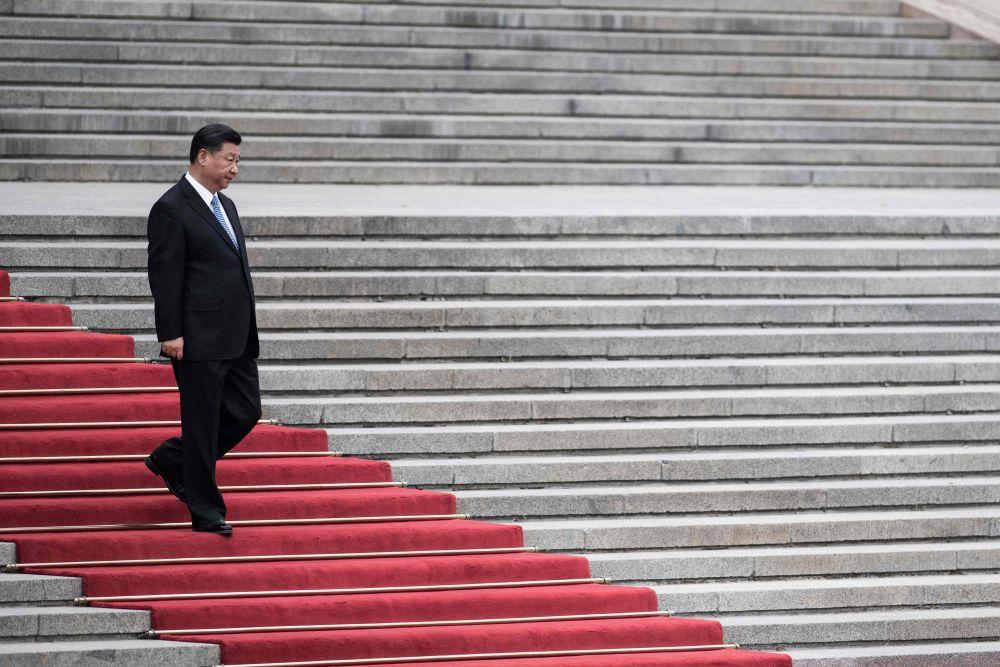 Ķīnas prezidents Sji Dziņpins