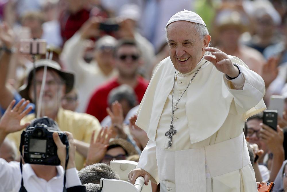 Pāvests Francisks Latviju apmeklēs 2018.gada 24. septembrī.