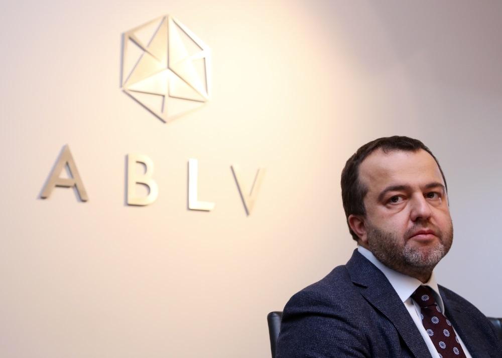 """""""ABLV Bank"""" līdzīpašnieks, valdes priekšsēdētājs Ernests Bernis."""
