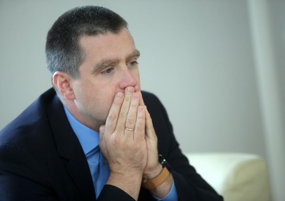 Politologs Filips Rajevskis.