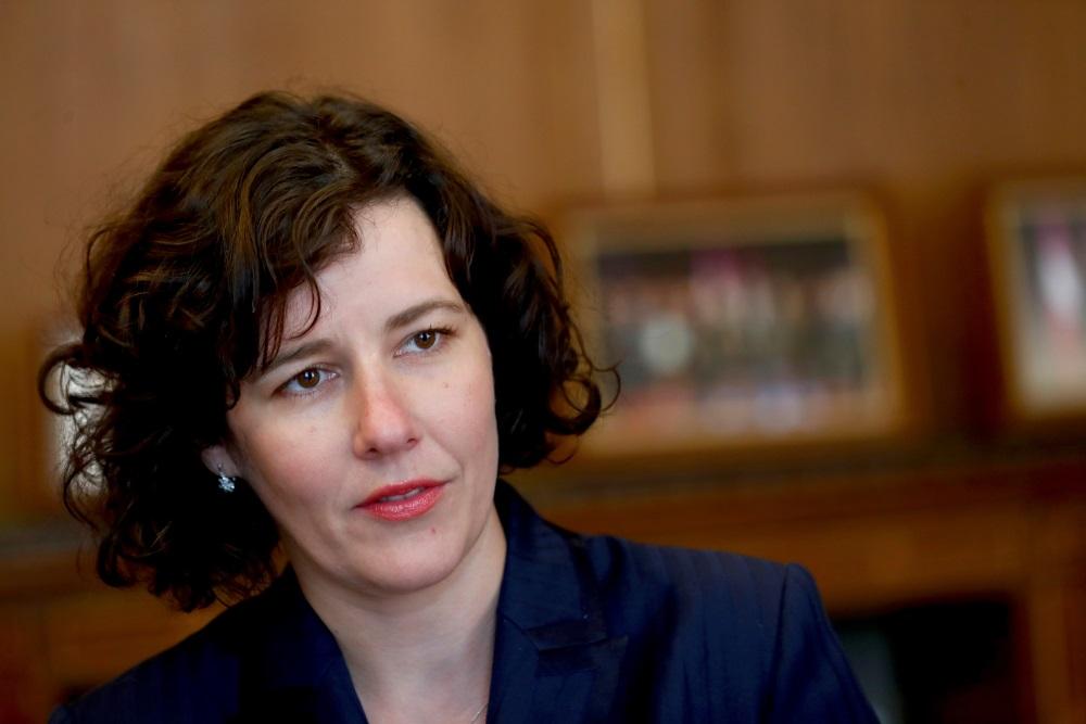 Dana Reizniece-Ozola.