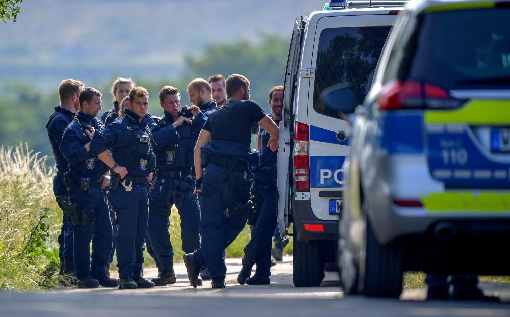 Vācijas policija