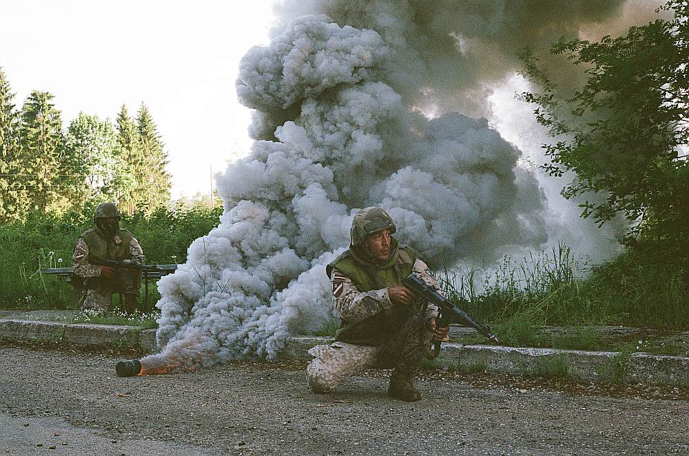 Somu taktika mācībās Sēlijā paredzēja pilnīgu pretinieka iznīcināšanu.