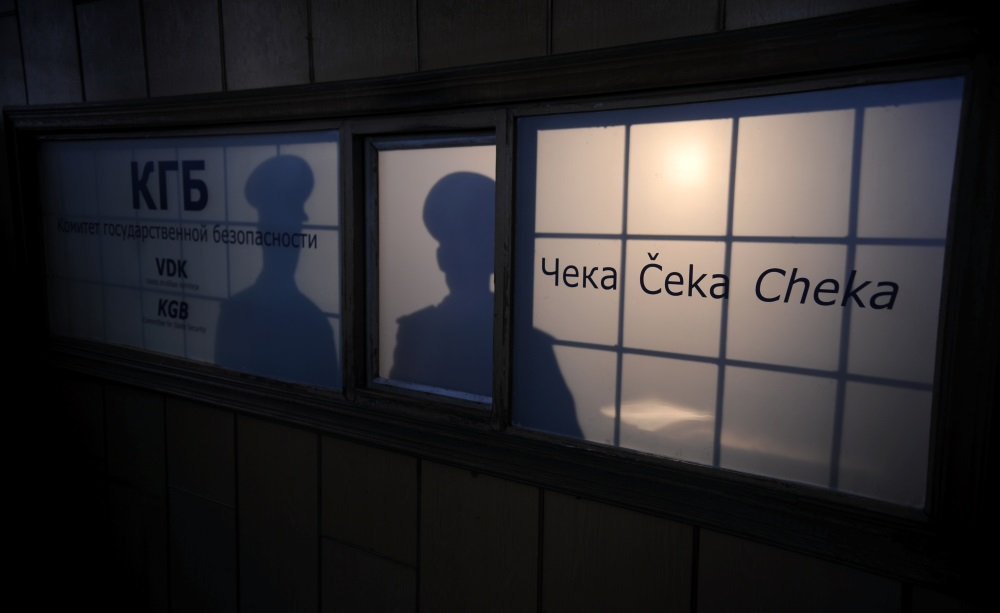 """VDK čekas pagrabi """"Stūra mājā"""". Arhīva foto."""