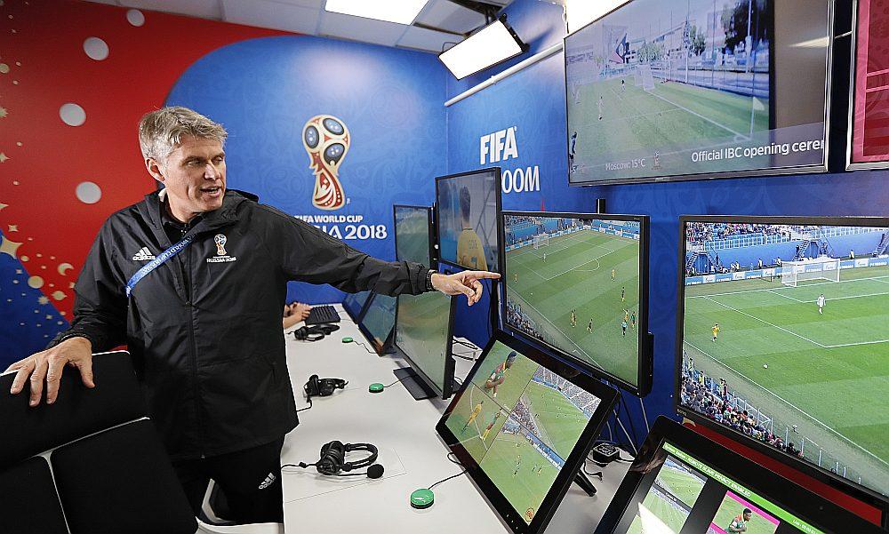 FIFA videotiesnešu projekta vadītājs Roberto Roseti agrāk augstākajā līmenī tiesāja spēles un labi zina, cik noderīga dažbrīd ir video palīdzība.