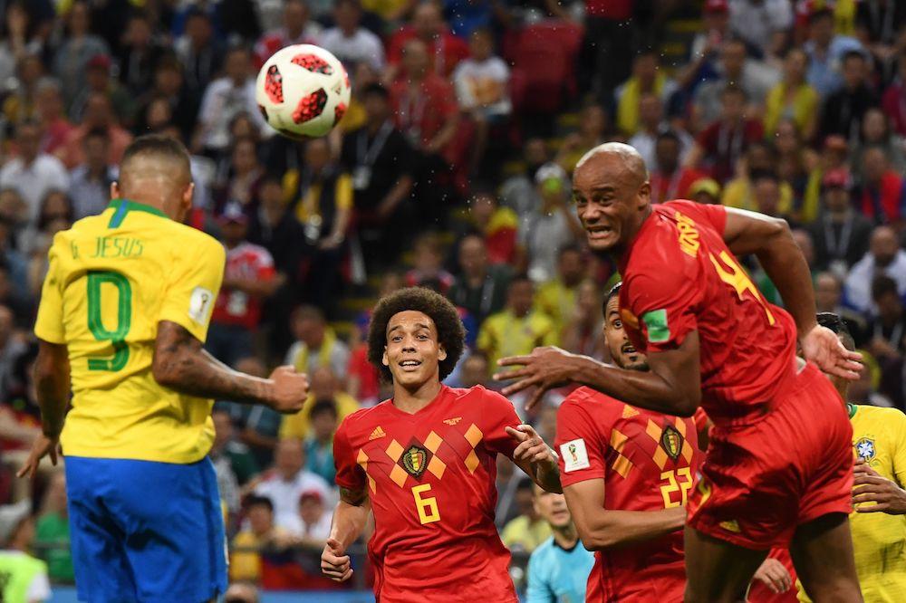 Brīdis no spēles. Foto – AFP/Scanpix/LETA