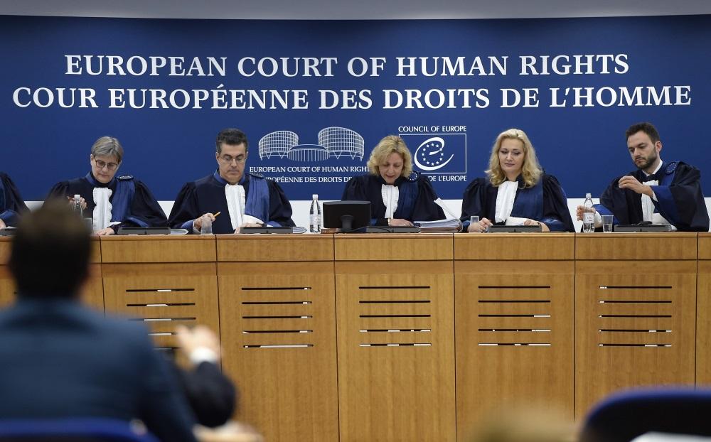 Eiropas Cilvēktiesību tiesa.