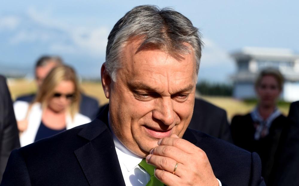 Ungārijas premjerministrs Viktors Orbāns