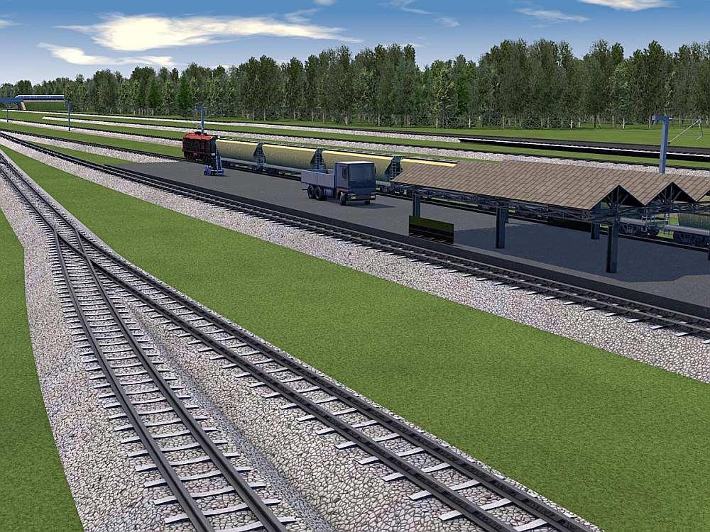 Latvijā nauda atvēlēta būvprojektēšanai posmam līdz Vangažu ritošā sastāva uzturēšanas bāzei Latvijā.
