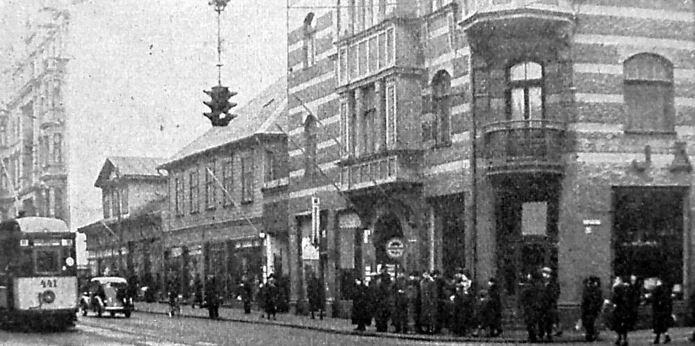 Pirmais Rīgas luksofors