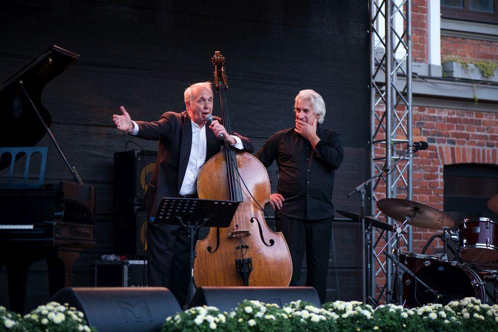 """Baltic Jazz Trio""."