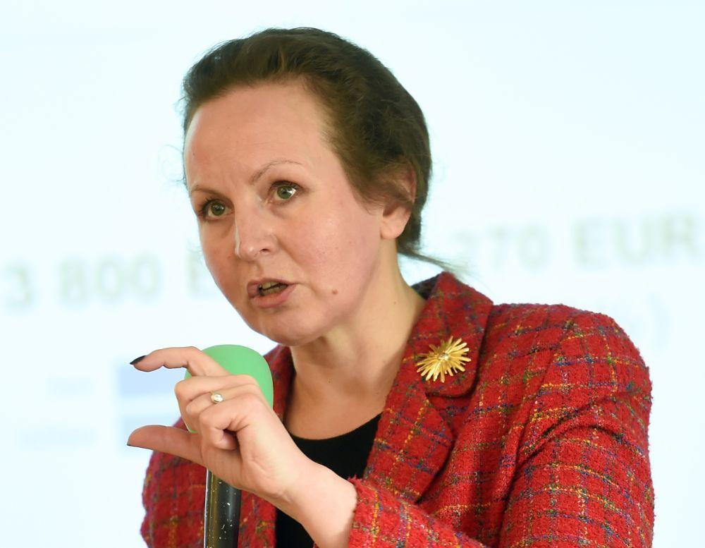 Latvijas Darba devēju konfederācijas (LDDK) ģenerāldirektore Līga Meņģelsone