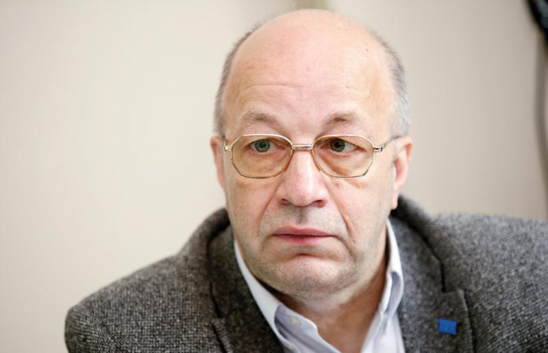 Henriks Danusēvičs, Latvijas Tirgotāju asociācijas prezidents.