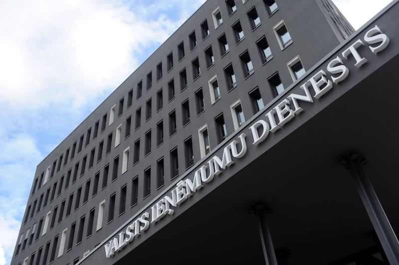 Valsts ieņēmumu dienesta ēka