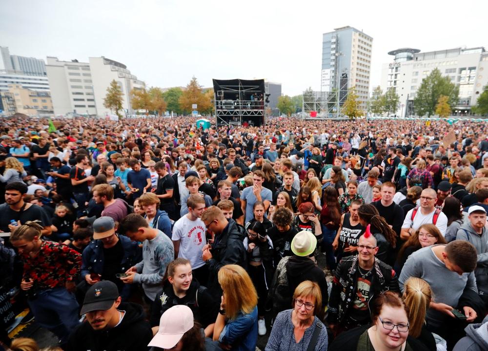 Kemnica Vācijā, 03.09.2018.