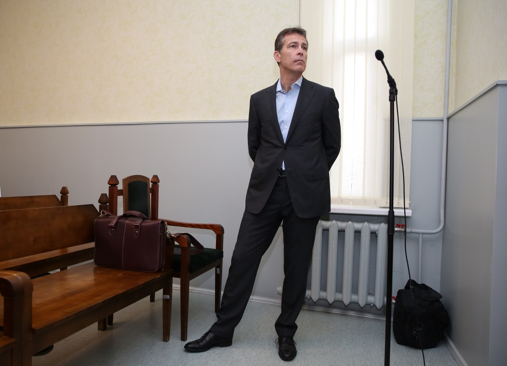 """bijušais VAS """"Latvijas Dzelzceļš"""" (LDz) valdes priekšsēdētājs Uģis Magonis, 2017, arhīva foto."""