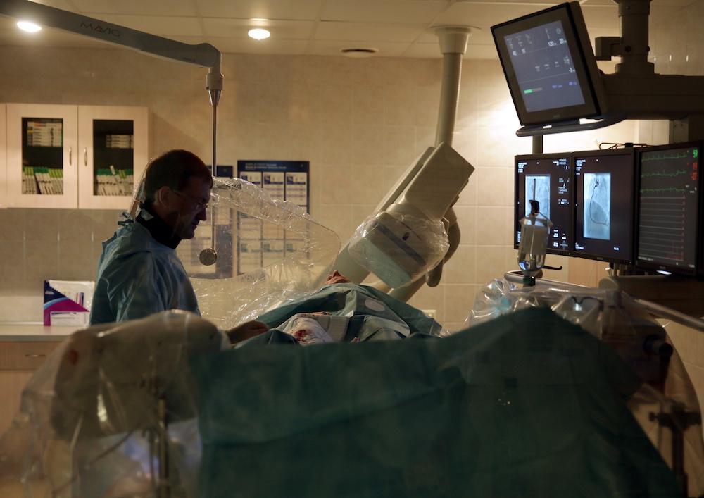 Transplantācijas centrā