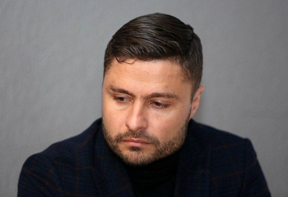 """Māris Verpakovskis atstājis paša izveidoto FK """"Liepāja"""" komandu."""