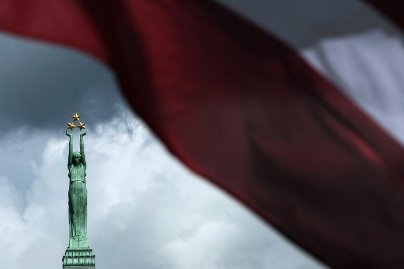 Mūsu zeme – Latvija!
