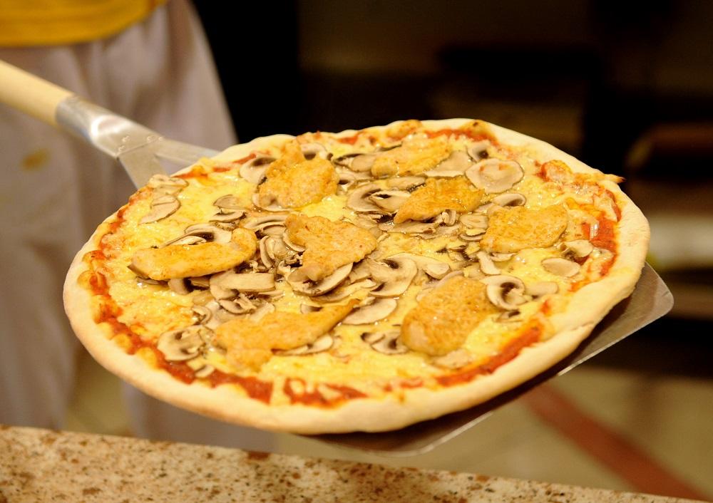 """Pica""""Čili Pica"""" picērijā."""