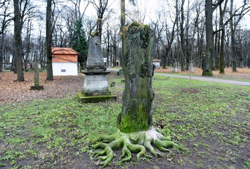 Lielie kapi Rīgā.