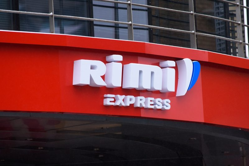 """""""Rimi Express"""" veikala atklāšana, Ģertrūdes ielā 66, Rīgā."""