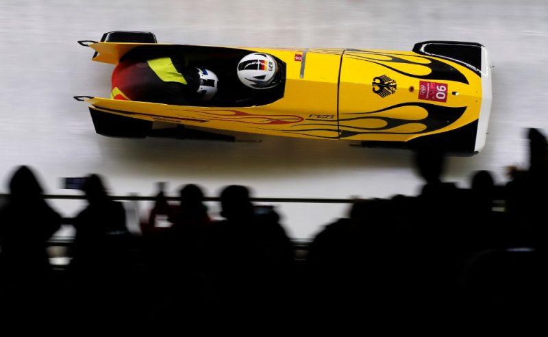 Vācijas bobslejistes Mariamas Jamankas pilotētā ekipāža februārī uzvarēja olimpiskajās spēlēs Phjončhanā.