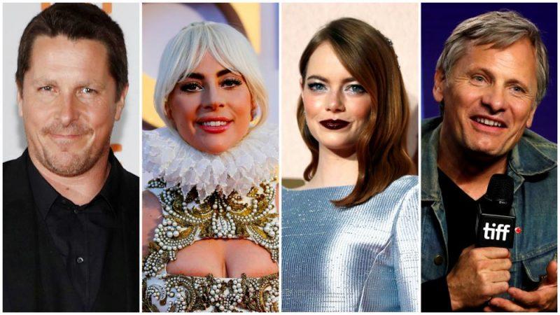 Kristians Beils, Lady Gaga, Emma Stouna, Vigo Mortensens.