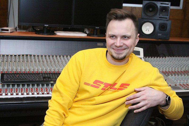 Rūdolfs Budzis jeb DJ Rudd.