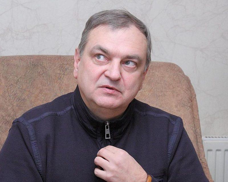 """Oļegs Gavrilovs, būdams diskvalificēts uz mūžu, 2012. gadā aizveda Daugavpils """"Daugavu"""" līdz Latvijas čempionu titulam."""